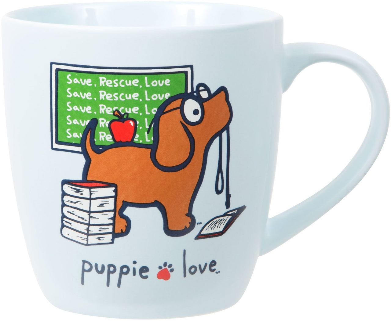 TEACHER PUP MUG - Puppie Love