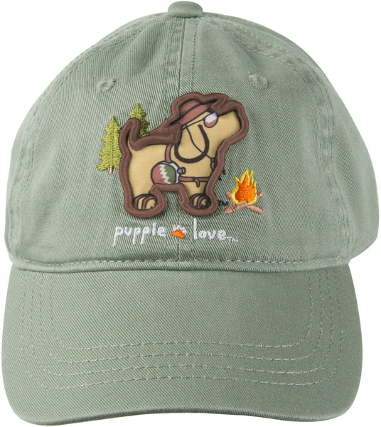 CAMPING PUP HAT - Puppie Love
