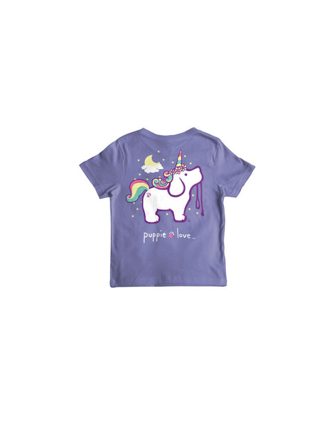 UNICORN PUP, TODDLER SS - Puppie Love