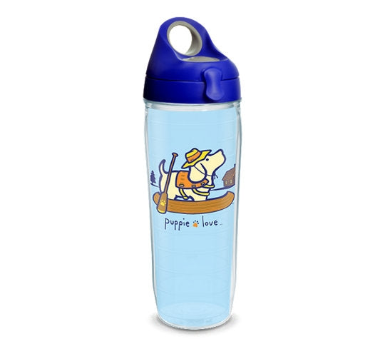 LAKE PUP 24oz WATER BOTTLE - Puppie Love