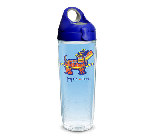 PUPAROO 24 OZ WATER BOTTLE - Puppie Love