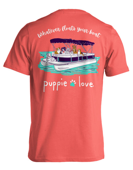 FLOATS YOUR BOAT - Puppie Love