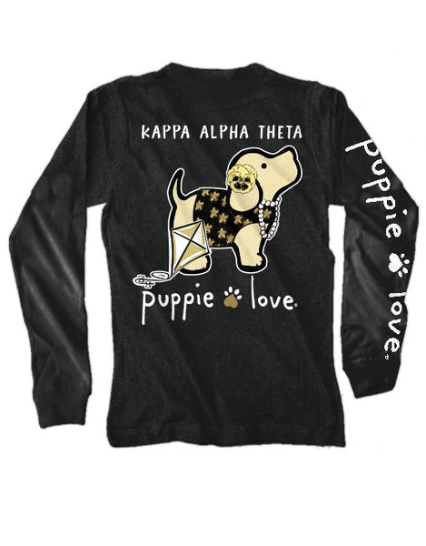 KAPPA ALPHA THETA PUP, ADULT LS - Puppie Love