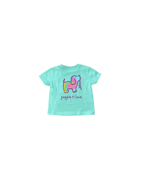 MINTY RAINBOW FILL PUP, TODDLER SS - Puppie Love