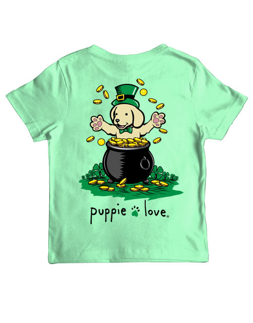 POT OF GOLD PUP, YOUTH SS - Puppie Love