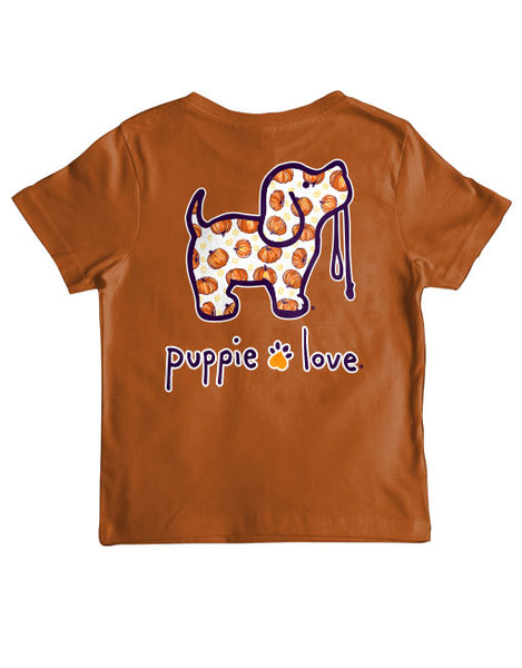 PUMPKIN FILL PUP, YOUTH SS - Puppie Love