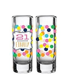 Slant Shot Glass Sets