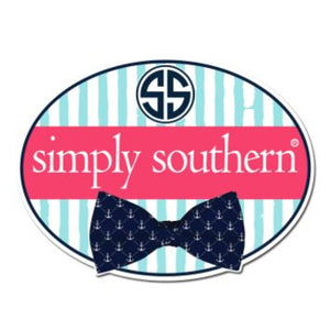 Decal - Simply Southern