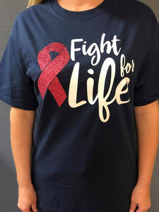 HP Fight for Life Tee
