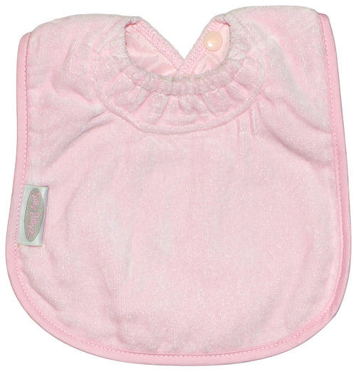 Silly Billyz - Towel Bib https://babystuff.co.nz/products/silly-billyz-towel-bib-3 The Silly Billyz Towel Bib - 3 months - 3 years! With unique snuggle neck guard Stain resistant Water resistant backing Super absorbent Easy snap on Safety guar...