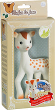 Sophie la Girafe - Fanfan la Fawn https://babystuff.co.nz/products/sophie-la-girafe-fanfan-la-fawn Your little one will love Fanfan the Fawn, made from 100% natural and soft rubber for more comfortable teething.Fanfan the Fawn is Sophie the Giraffe's friend, and is happy to help your little one soothe their sore gums as their first little teeth come through. Made with 100% natural latex rubber and coloured with food...