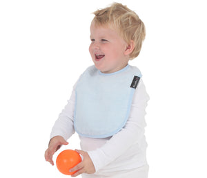 Mum2Mum - Wonder Bibs https://babystuff.co.nz/products/mum2mum-wonder-bibs Our Wonder Bib Range – the bib that really works! Made from 100% cotton, super-absorbent velour towelling with a nylon water resistant backing to keep babies dry. Our Wonder Bibs protect against dribble rash and eczema and are an essential purchase for infants with reflux. Our products are all machine washable, dryer s...
