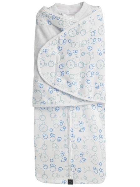 Mum2Mum - Dream Swaddle https://babystuff.co.nz/products/mum2mum-dream-swaddle Every parent's dream… a great night's sleep, for their baby and for themselves! The DreamSwaddle™ is a unique new concept in swaddling your baby to ensure that your little one is kept safely swaddled and ready for a warm, comfortable night's sleep. Made from 100% cotton, this totally fitted and adjustable baby swaddle...