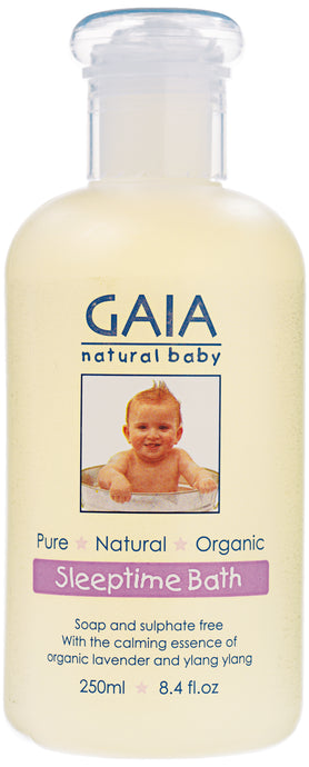 Gaia - Sleeptime Bath - 250ml