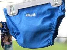 BanZ - Swim Nappy https://babystuff.co.nz/products/banz---swim-nappy Swim with confidence in this BanZ swim nappy UV protective fabric Leisure, outdoor beachwear Highly elastic texture Bright attractive colours Sales channels Manage  Available on 3 of 3 Online Store Facebook Mobile App Organization Product type Vendor Collections  There are no collections available to add this product to. You can add a new collection or modify your existing collections. Tags View all tags