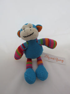 Lily and George - Knitwit Rattles