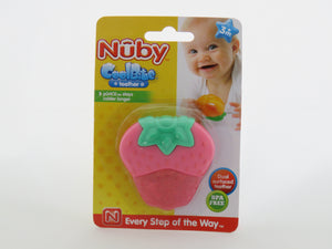 Nuby - CoolBite Teether -Strawberry https://babystuff.co.nz/products/nuby---coolbite-teether--strawberry The cool way to handle teething. Sales channels Manage Available on 4 of 4  Online Store  Facebook Mobile App Aftership store connector Organization Product type  feeding Vendor  www.babystuff.co.nz Collections There are no collections available to add this product to. You can add a new collection or modify your existing collections.  Tags View all tags  Vintage, cotton, summer feeding Cancel Save produc