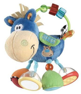 Playgro Activity Clip Clop Rattle
