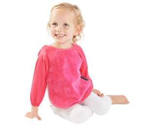 Mum2Mum - Sleeved Wonder Bibs https://babystuff.co.nz/products/mum2mum-sleeved-wonder-bibs Independence. The mess-proof must-have….. Our Wonder Bib Range – the bib that really works! Made from 100% cotton, super-absorbent velour towelling with a nylon water resistant backing to keep babies dry. Our Wonder Bibs protect against dribble rash and eczema and are an essential purchase for infants with reflux. Our...