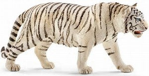 Schleich - White Tiger https://babystuff.co.nz/products/schleich-white-tiger You will love the addition of this majestic adult male White Tiger to your Schleich collection. Fun Fact - Tigers can leap horizontally up to three times their...