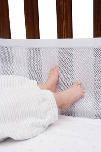 Airwrap Cot Protection System - 2 Sides