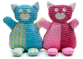 Lily and George - Cats - Austen https://babystuff.co.nz/products/lily-and-george-cats-austen-annabel Lovely cuddly cats from Lily & George.You can't choose a sweeter baby gift than Austen or Annabel from Lily & George. These adorable cats stand at 280mm and are super cuddly.