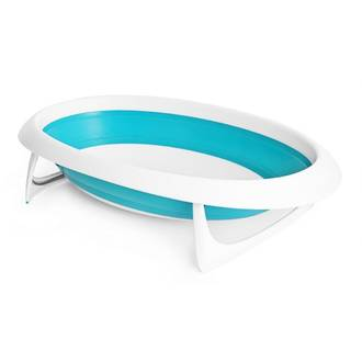 Boon Naked Bathtub https://babystuff.co.nz/products/boon-naked-bathtub Yet another innovative product by Boon.2-Position Collapsible Baby Bathtub Sleek, smart, and made to support your growing baby in numerous ways, Naked is a bathtub like no other. You can count on it from newborn to toddler. Recline it, expand it, drain it, collapse it and hang it up to dry.
