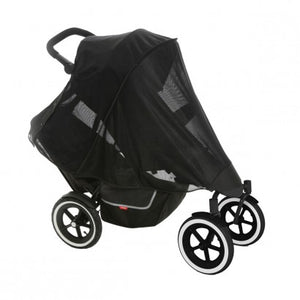 phil&teds - Double Sun Cover - Hammerhead https://babystuff.co.nz/products/phil&teds---double-sun-cover---hammerhead hammerhead sun cover is HOT! because: custom fit UV filtering mesh prevents sunny daze, bugs & rays main seat & double kit coverage compatible with your...