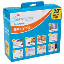 Dreambaby - Bathroom Safety Kit https://babystuff.co.nz/products/dreambaby---bathroom-safety-kit 28 pieces of bathroom safety essentials in one box! Toilet lock Door stopper Bath Thermometer Non-slip cath tub appliques Mini multi-purpose flexible latch Soft... Sales channels Manage Available on 4 of 4  Online Store  Facebook Mobile App Aftership store connector Organization Product type  safety Vendor  www.babystuff.co.nz Collections There are no collections available to add this product to. You can add a n