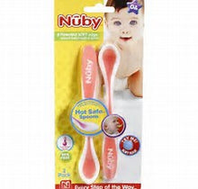 Nuby - Hot Safe Spoons