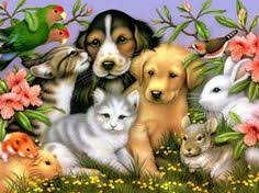 Holdson - Loveable Pets Jigsaw