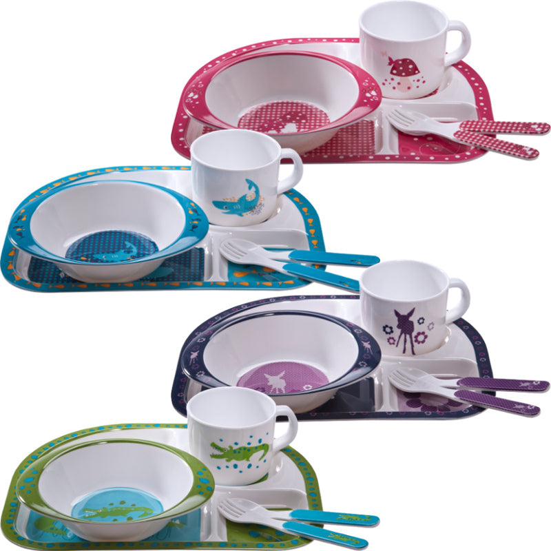 Lassig - Childrens Crockery Dish Set