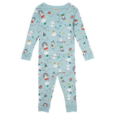 piccalilly - artic animal - romper https://babystuff.co.nz/products/piccalilly---artic-animal---romper This cute footless baby romper features a magical arctic scene with penguins and snow globes, perfect for baby's first Christmas. Designed in a unisex soft blue colour way suitable for a baby girl or baby boy and featuring snowmen, polar bears and penguins. A thoughtfully designed playsuit for no-tears easy dressing. B... Sales channels Manage Available on 4 of 4  Online Store  Facebook Mobile App Aftershi