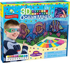 The Orb Factory - Ocean Magic - Sticky Mosaics https://babystuff.co.nz/products/the-orb-factory---ocean-magic---sticky-mosaics Dive into the watery world of Underwater Magic! Add a splash of neon then put on your 3D glasses to watch your new fish friends come to life. Sales channels Manage Available on 4 of 4  Online Store  Facebook Mobile App Aftership store connector Organization Product type  toys Vendor  www.babystuff.co.nz Collections There are no collections available to add this product to. You can a
