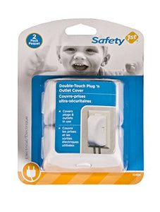 Safety 1st - Outlet Plug Protectors - 24 pack