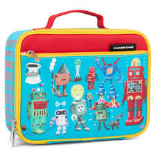 Crocodile Creek - Robot Lunchbox