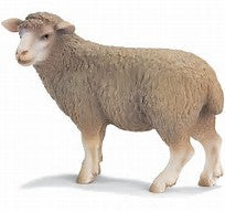 Schleich - Sheep Standing https://babystuff.co.nz/products/schleich-sheep-standing Baaa! This meticulously hand painted figurine by Schleich is so realistic you almost expect it to walk away on it's own! Great for play and collecting. Measures...