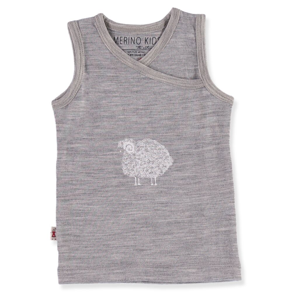 Merino Kids - Singlet https://babystuff.co.nz/products/merino-kids-singlet Our superfine merino singlets are a must have in every child's wardrobe and are so versatile they can be worn every day... all year round!