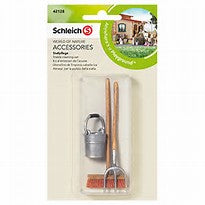 Schleich - Stable Cleaning Set https://babystuff.co.nz/products/schleich---stable-cleaning-set Essential tools for your Schleich yard!