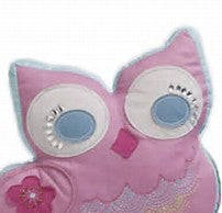 Jiggle & Giggle - Birdcage Cushion https://babystuff.co.nz/products/jiggle-giggle-birdcage-accessories The stunning Birdcage Range from Jiggle & Giggle, lovely pastel colours that look gorgeous in a girls room. Add this stunning Owl Shaped Cushion with Diamante Eyelashes.cushion to the Birdcage duvet set to make your little girls room complete.