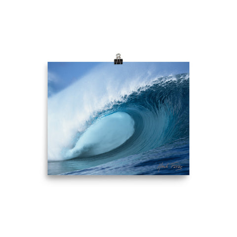 Tahitian Dream Photo paper poster
