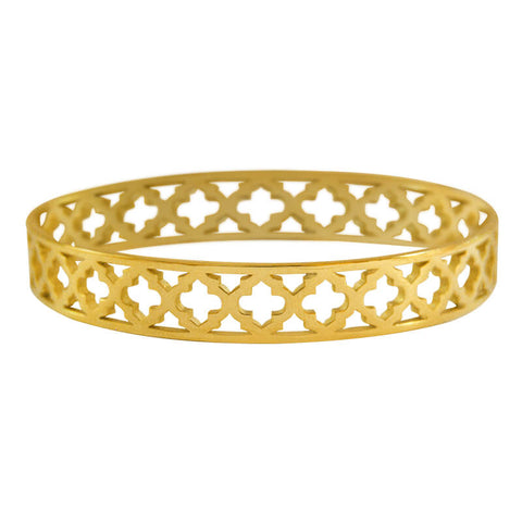 Moroccan Bangle Gold