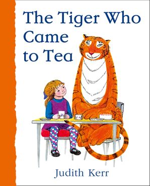 Tiger who came to Tea