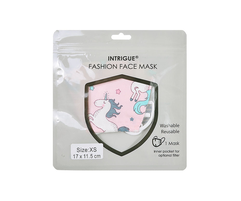 Magical Unicorn Face Covering KIDS SIZE