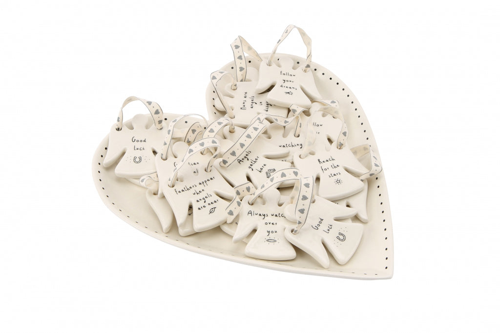 Angel Ceramic Hangers