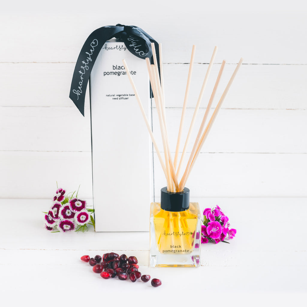 Black Pomegranate Room Diffuser