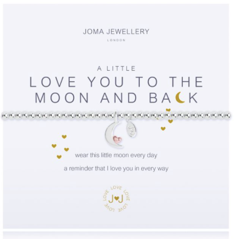 Love You To The Moon And Back Joma Bracelet