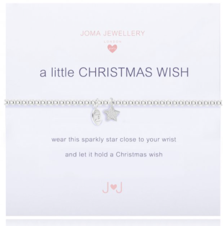 A Little Christmas Wish Bracelet