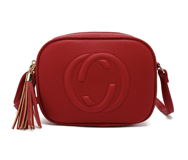 Disco Diva Bag RED