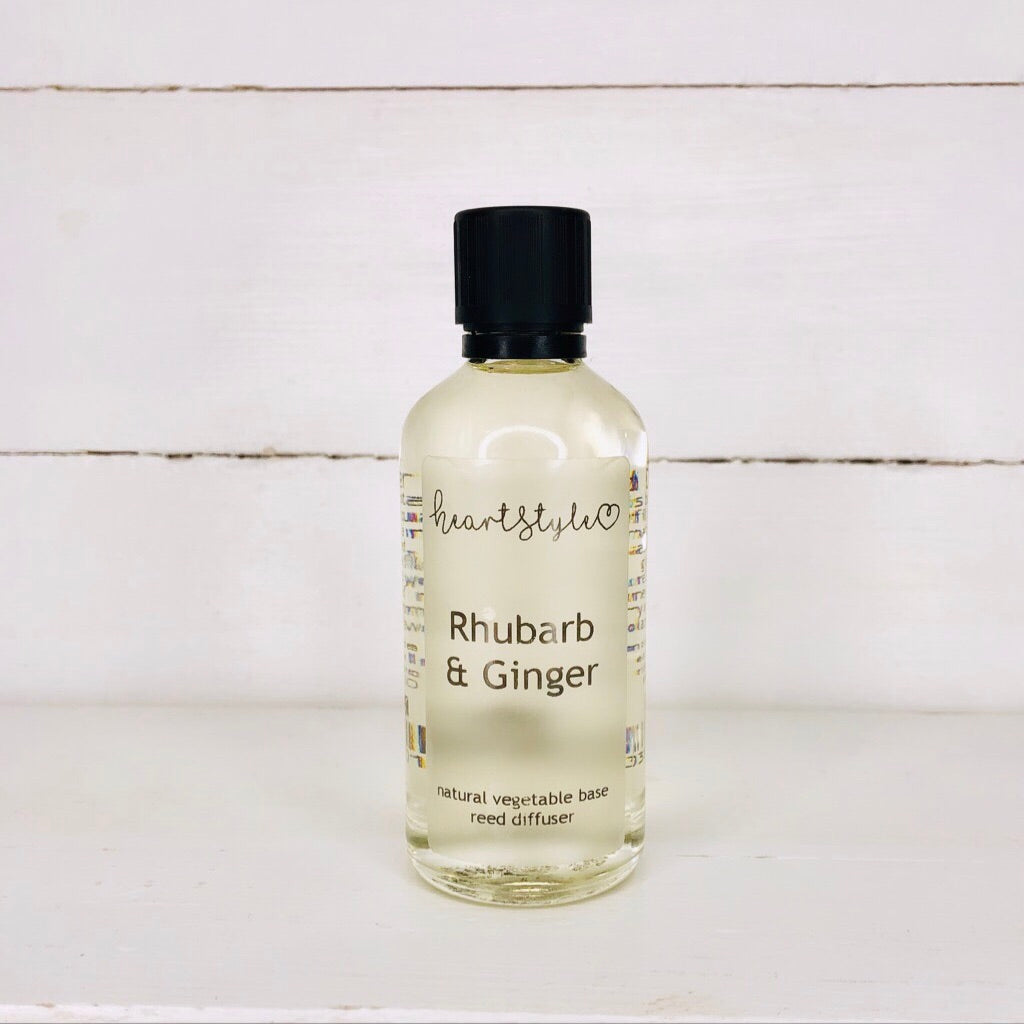 Rhubarb & Ginger Room Diffuser Refill